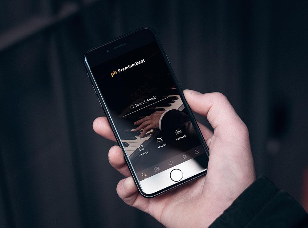 PremiumBeat App