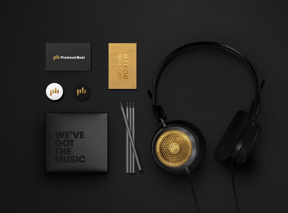 PremiumBeat Brand