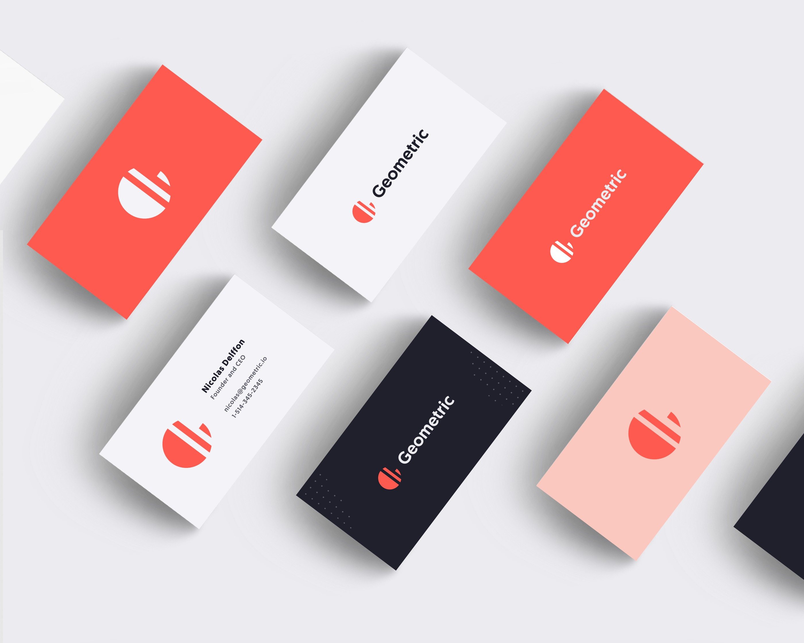 geometric-businessCards